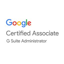 G Suite Admin Badge
